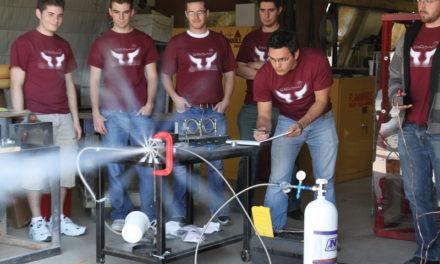 ASU students put astronautics lessons into action
