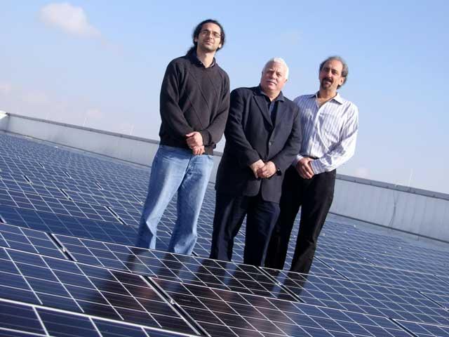 Engineering a solar future