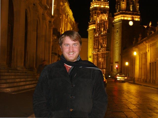 Alumnus credits interdisciplinary education  with his success