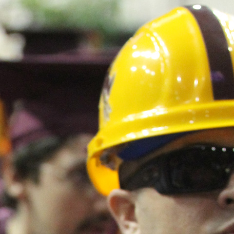 School of Construction alumni honored by national industry association
