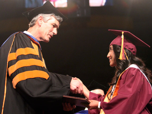 Note from the Dean: Commencement 2011