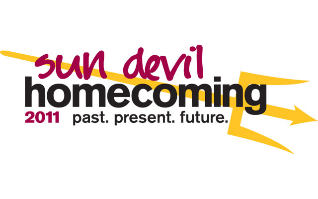 Save the date: ASU Homecoming 2011