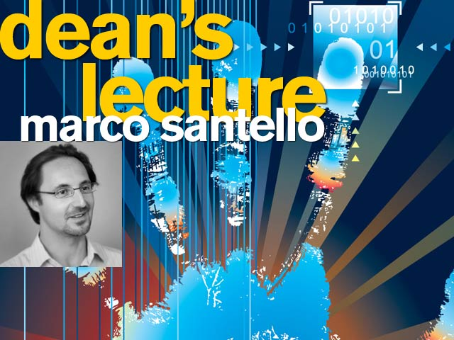 Dean's Lecture Series