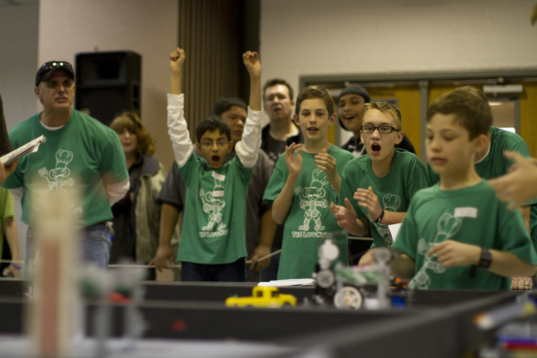 FIRST LEGO League State Championship hosted by Fulton Engineering
