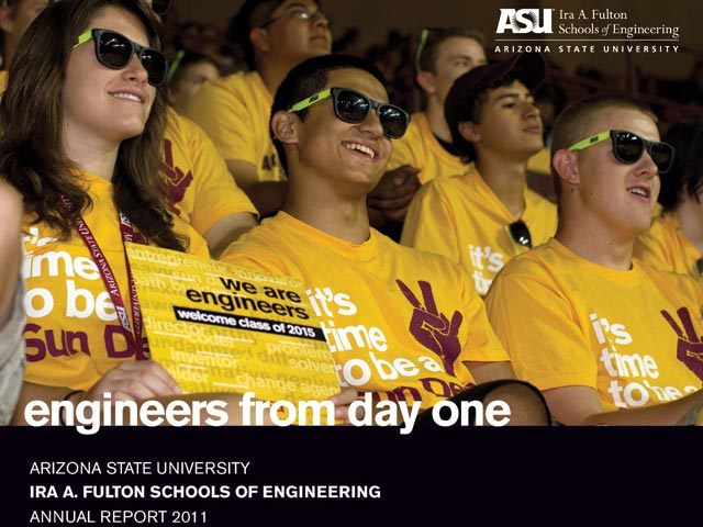 2011 Fulton Engineering Dean's Report