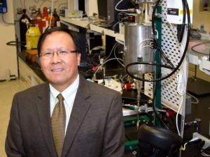 Jerry Lin named Regents' Professor