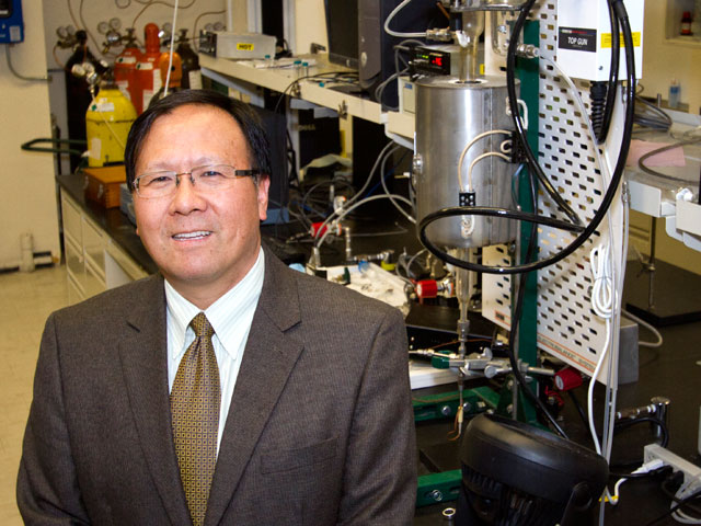 Regents' Professor expands horizons of chemical engineering