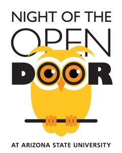 Night of the Open Door Logo