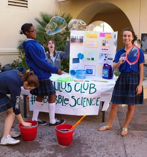 ASU engineering students team with high school to help youngsters explore world of technology