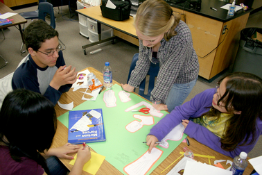 Science, engineering doctoral students energize young scientists
