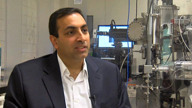 Nik Chawla, professor of materials science and engineering in the School for Engineering of Matter, Transport and Energy