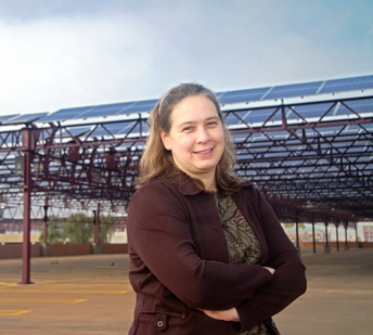 ASU engineering professor Christiana Honsberg directs a new national solar energy technology research center with the mission to make use of solar power more efficient and affordable.