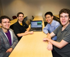 ASU students won an international competition testing skills in digital forensics science