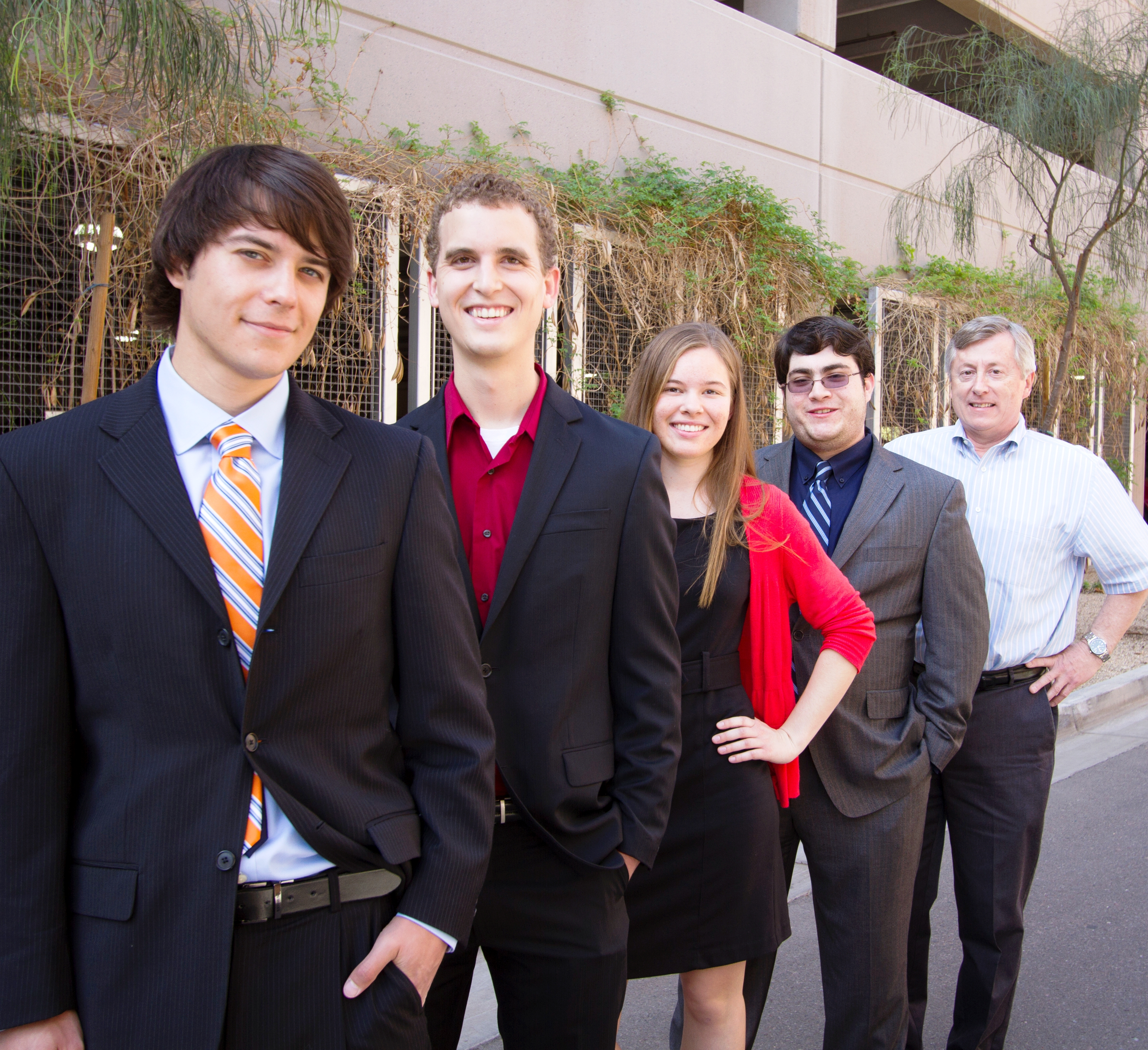 ASU team to represent US in worldwide student technology competition
