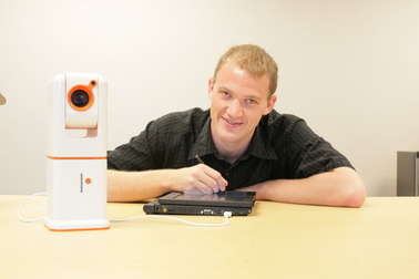 Note-Taker device promises to help students overcome visual impairments