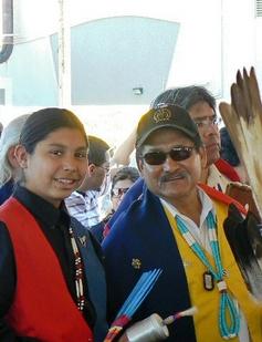 Construction school alumnus helps build Native American communities