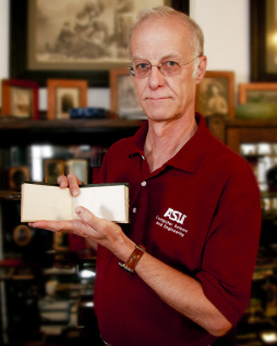 Passion for photographic history on display