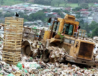 Engineering landfills to save money, resources