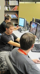 Computer club offers students more job skills