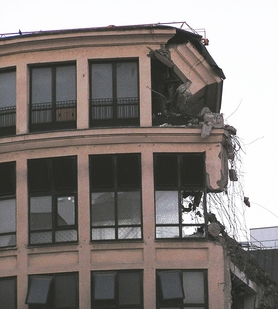 Earthquakes: Bracing against the shaking