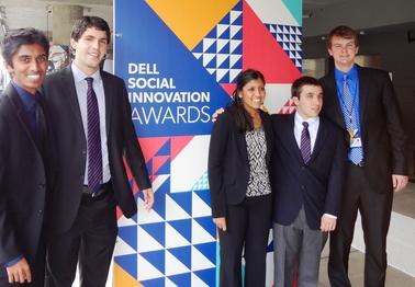 Student team earns support for social entrepreneurship project