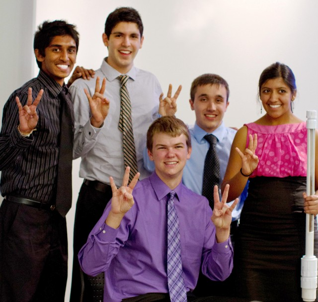 ASU team excels at international entrepreneurship competition