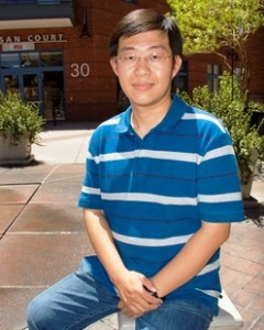 ASU's Kai He is one of fewer than 20 doctoral students in the Southwest to receive the Chinese Government Award for Outstanding Self-Financed Students Abroad.