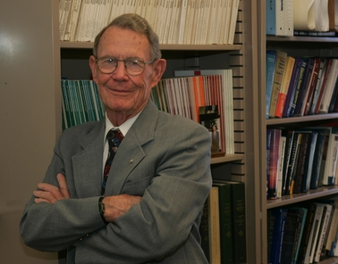 Professor honored for dedication to education