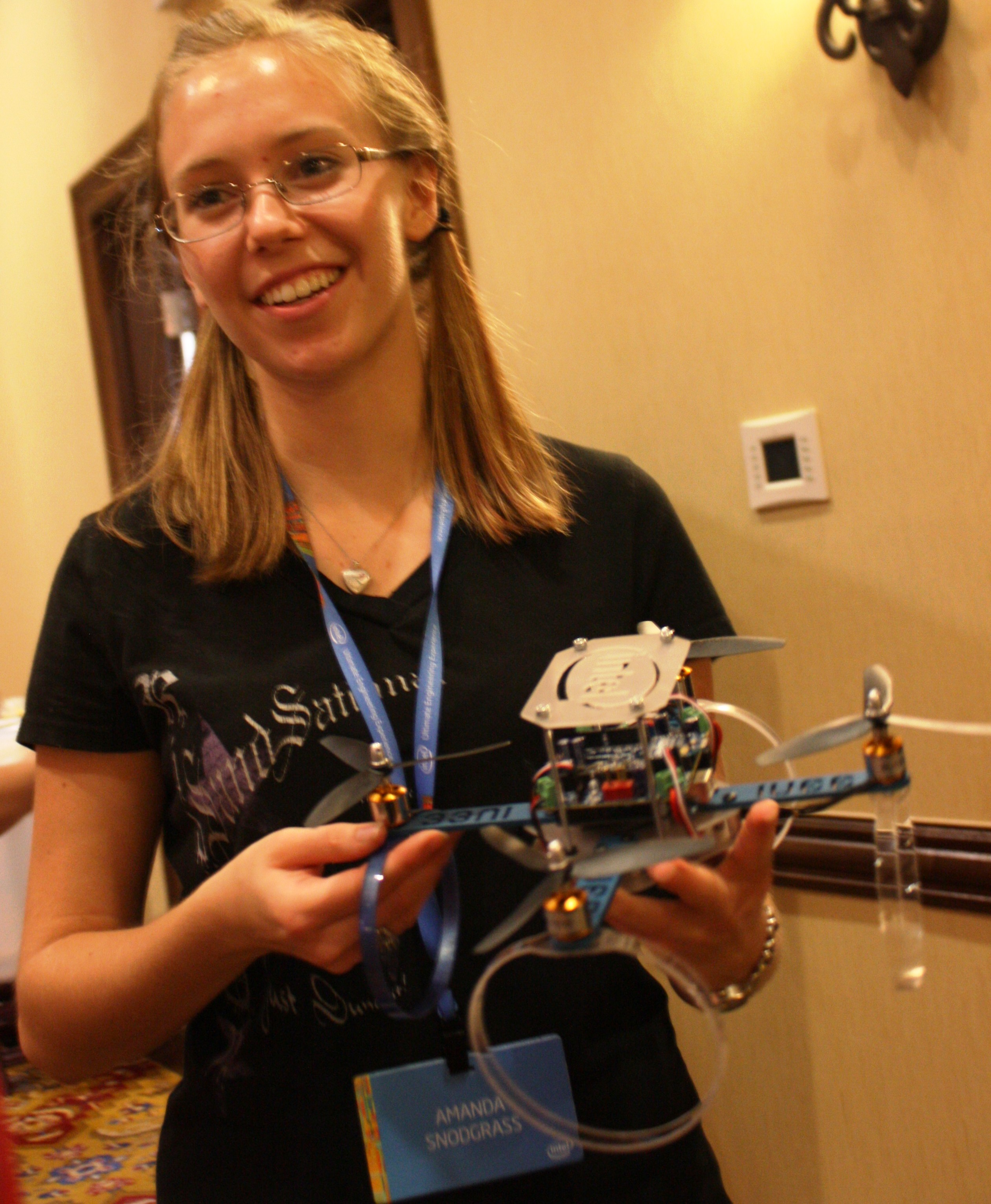 ASU students experience Intel's ultimate engineering boot camp