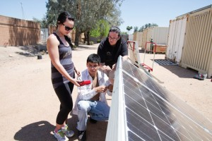 QESST solar seniors