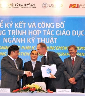New investment to boost international economic development effort