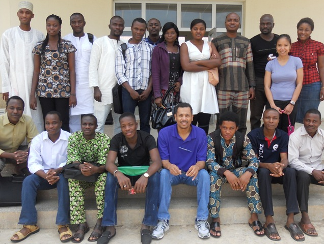 Alford helping Africa elevate engineering education