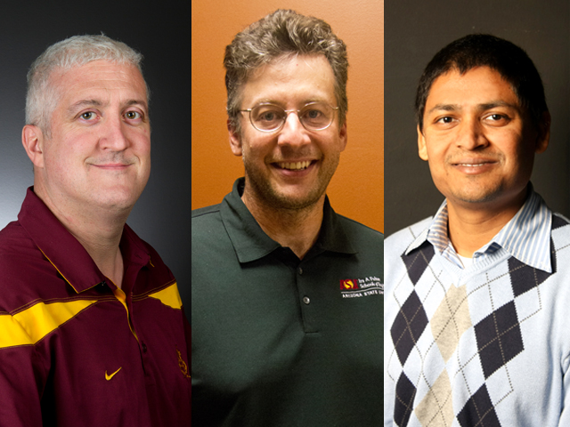 Creative teaching approaches put spotlight on three ASU engineers