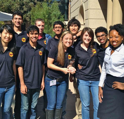 ASU team will vie for synthetic biology championship