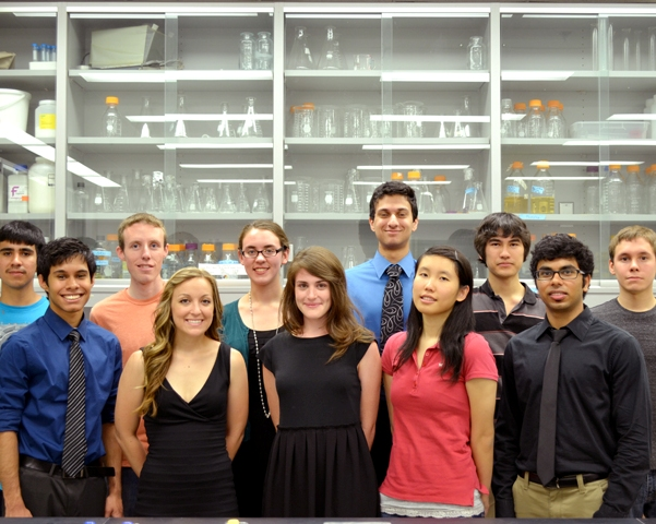 ASU student team vying for shot at synthetic biology championship