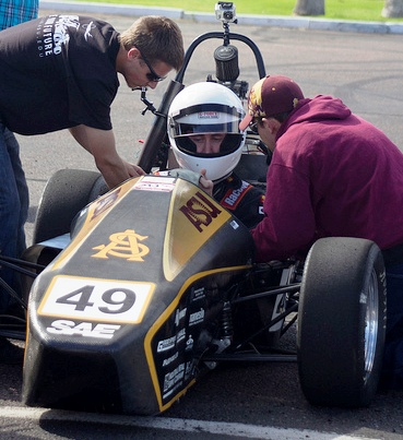 Society of Automotive Engineers chapter making an impact