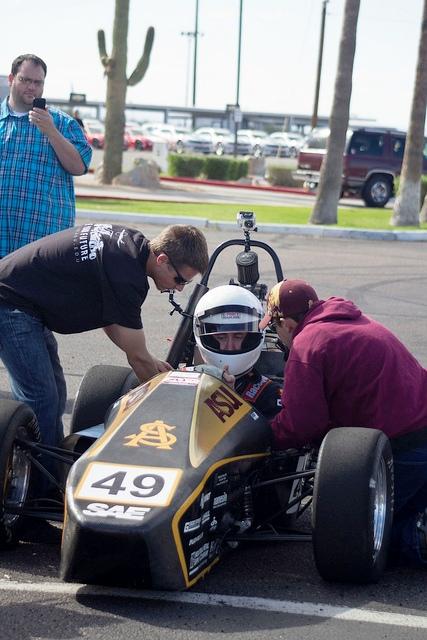 SAE@ASU racecar