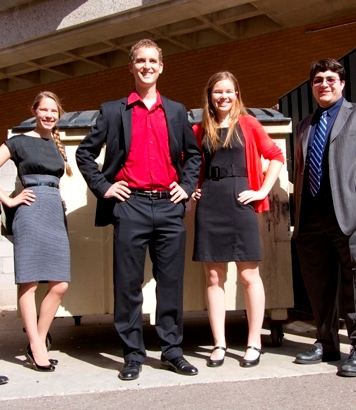 ASU team competing in national sustainability challenge