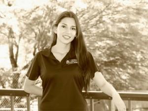 Sandra Gonzalez summer research