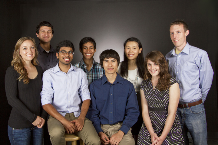 ASU iGEM Team 2012