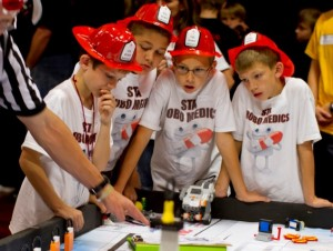 Robo Medics LEGO League Team