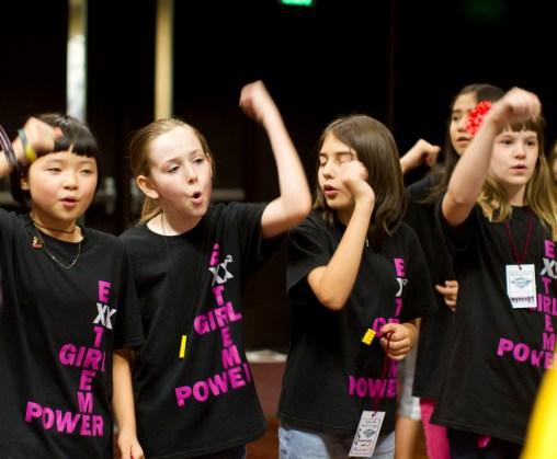 Girls Power Team LEGO League