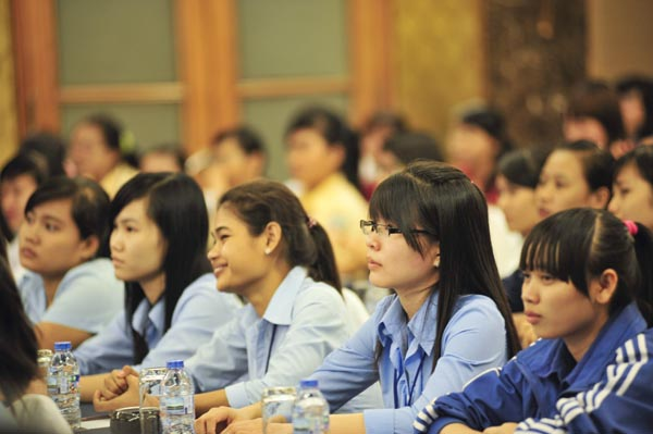 HEEAP vocational scholarship program expands support for female students