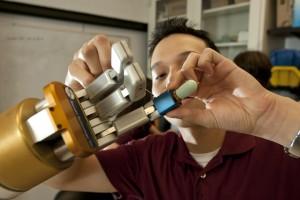 Robot hand Biomechatronics