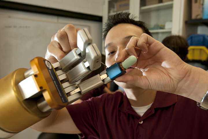 Workshop will explore expanding role of robotics in improving human health