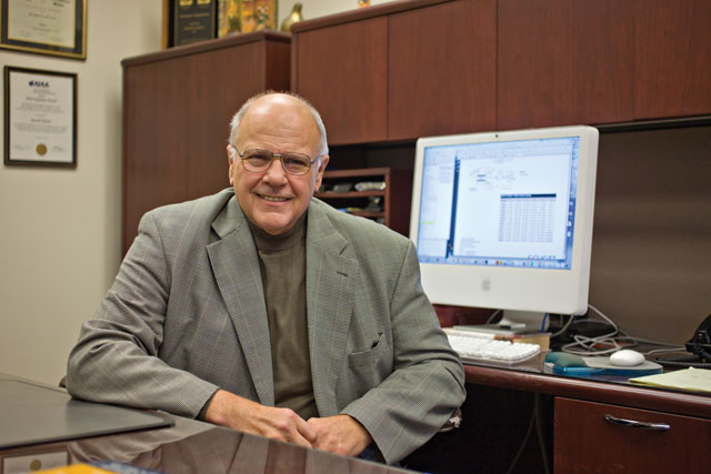 New Regents' Professor: Fascination with fluid motion sparked stellar engineering career