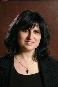 Antonia Papandreou Suppapola portrait