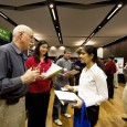 The student career fair organized by ASU's Ira A. Fulton Schools of Engineering is becoming a major regional job-recruiting event.