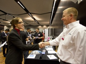 Engineering Career Fair spring 13