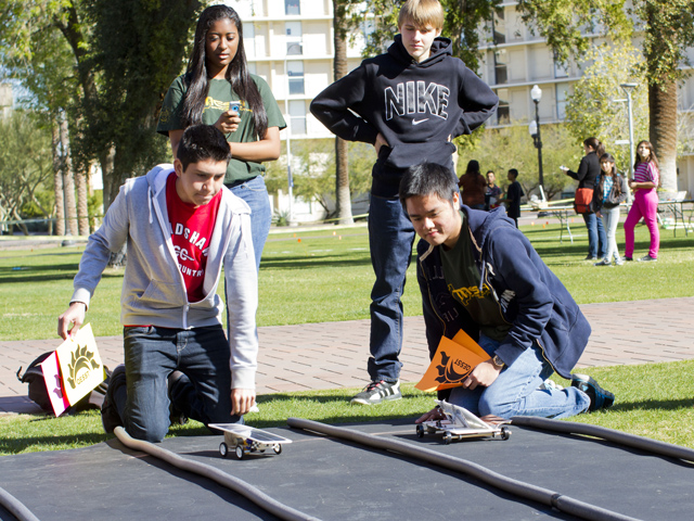 MESA outreach program helping provide young students signposts to career paths